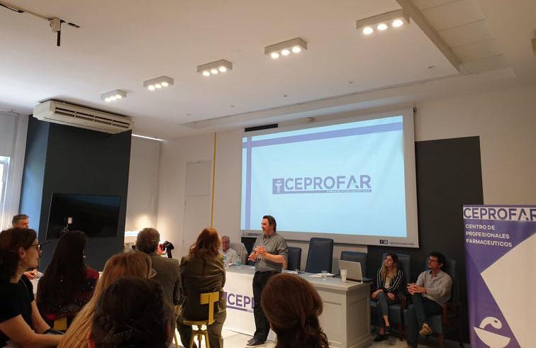 Patentes y acceso a los medicamentos en el encuentro de CEPROFAR