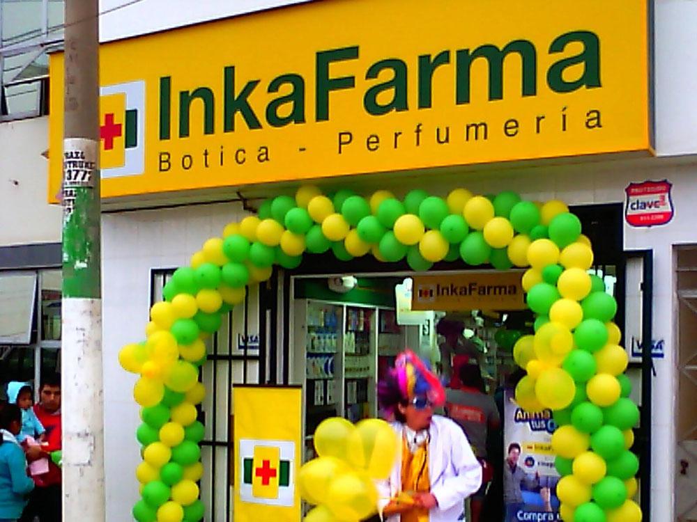 Perú: canibalización entre cadenas de farmacias